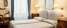 Standard doubles ou à deux lits