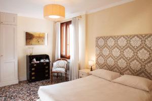 Bedroom Hotel Agli Alboretti